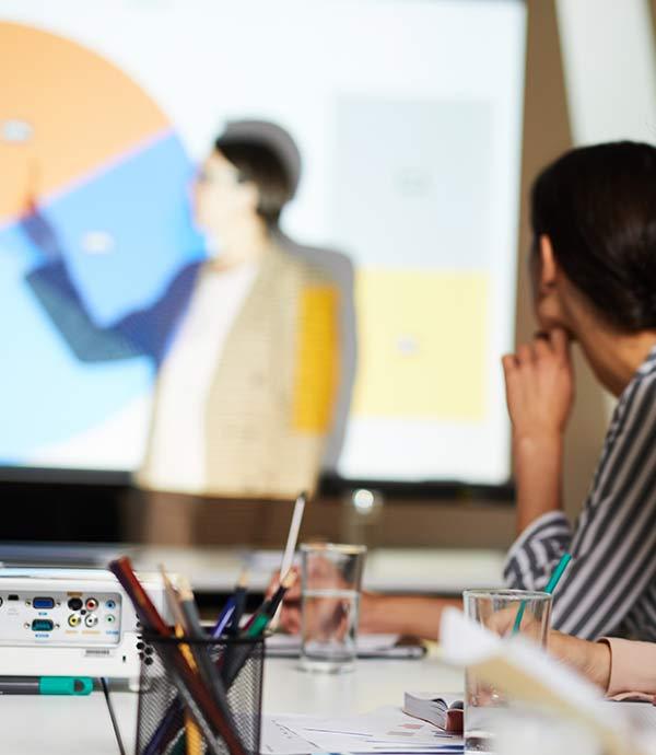 Presentation diaporama PowerPoint