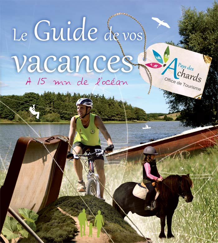 Brochure Office de Tourisme des Achards