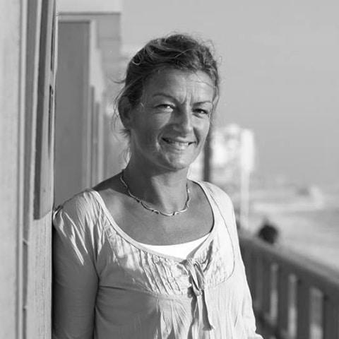 Claudia, consultante allemande