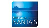 Logo des Bateaux Nantais