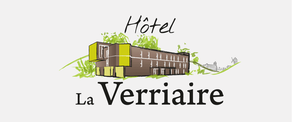 Logo hôtel la Verriaire