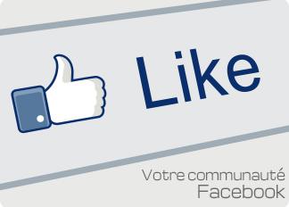 Le like de Facebook