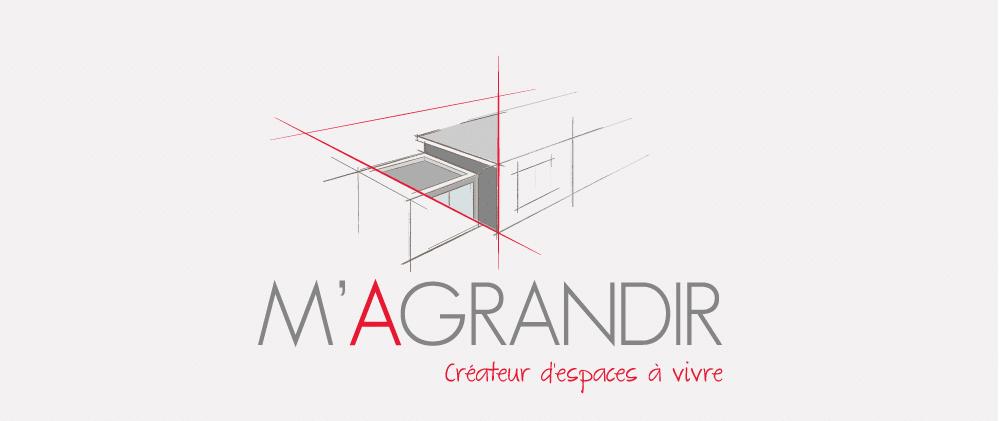 Logo M'agrandir Créateur d'espaces à vivre