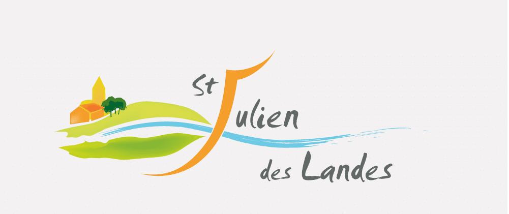 Logo Saint Julien des Landes