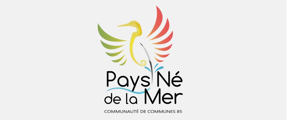 Logo Communauté de Communes Pays Né de la Mer