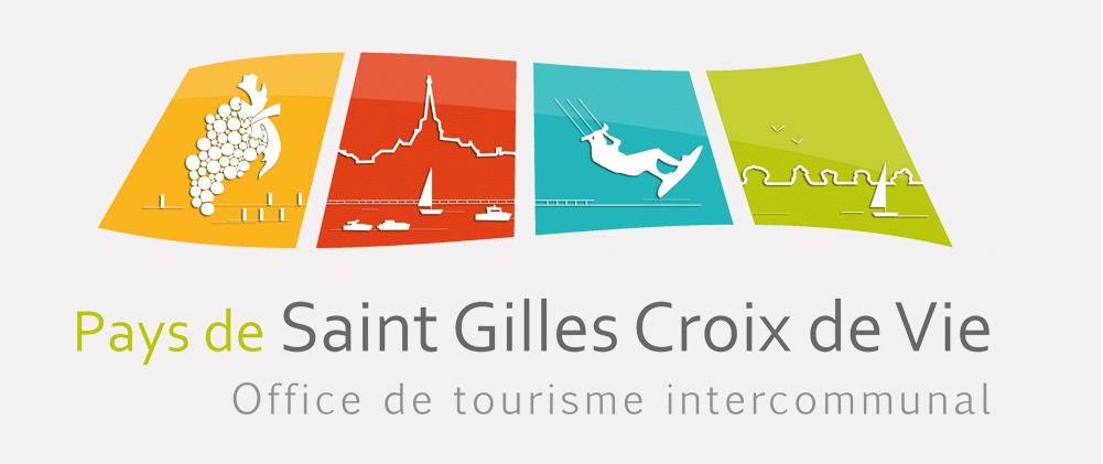 Logo Pays Saint Gilles Croix de Vie