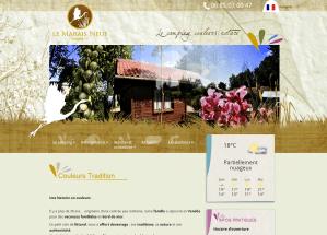 Camping le Marais Neuf