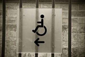 sigle personne handicapée