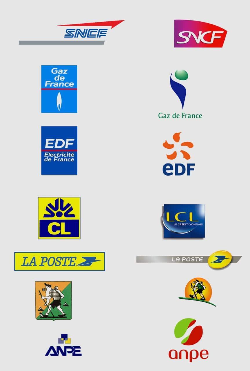 logos nouvelles tendances