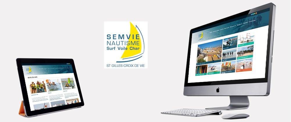 Site template Semvie Nautisme