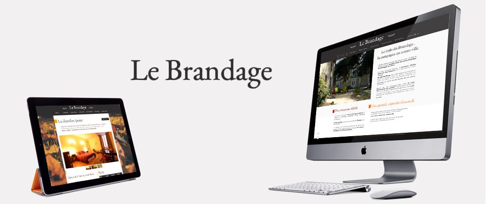 Site responsive Le Brandage