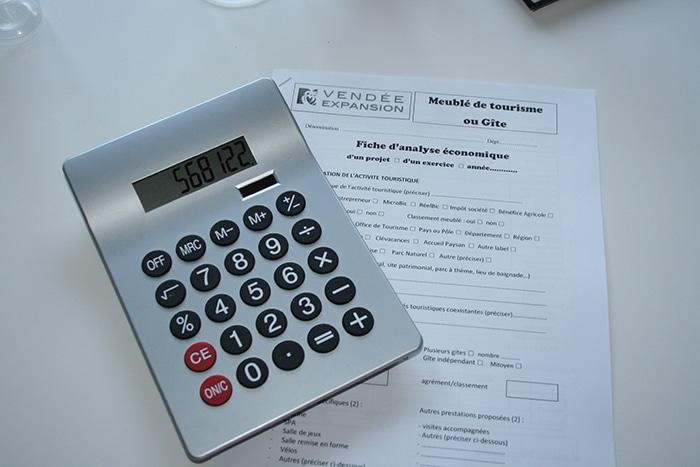 Le projet est calculé pour entrevoir sa rentabilité