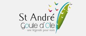 Logo de la mairie de St André en Vendée
