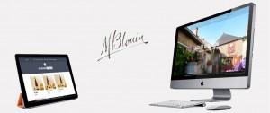 Site web responsive Domaine blouin