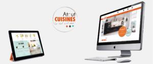 Site internet atout cuisines