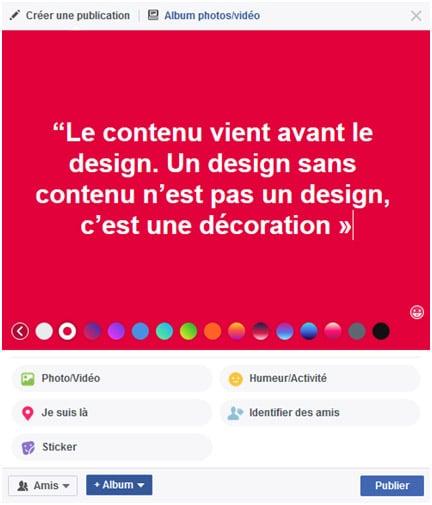 Un Post Viral Sur Facebook Avec Les Citations Et Les Proverbes