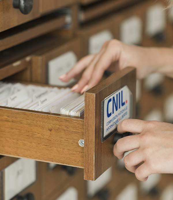 Protéger les données personnelles avec la déclaration CNIL