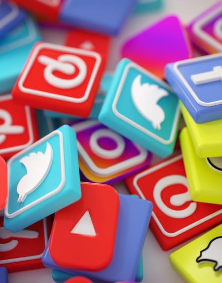 Cross media Réseaux Sociaux