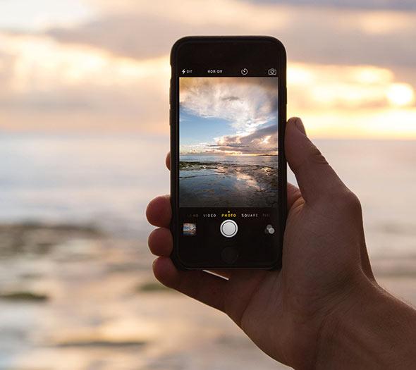 Formation Instagram sur smartphone