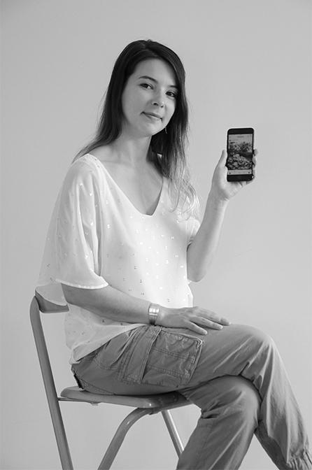 Jessica Paillou formatrice Instgram et Facebook, community manager