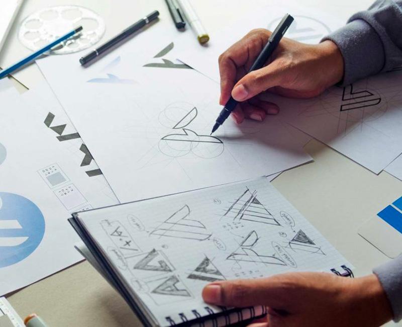 Création de logos et d'identités