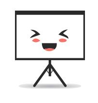 Dessin d'un tableau pour réprésenter la formation en présentielle