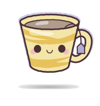 Dessin d'une tasse pour une formation sur-mesure