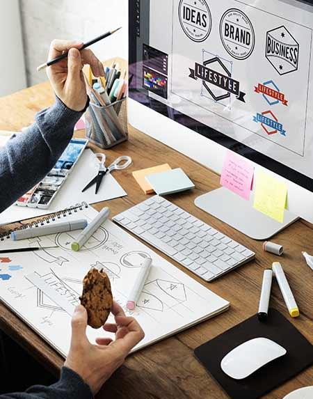 Création de logo avec Illustrator