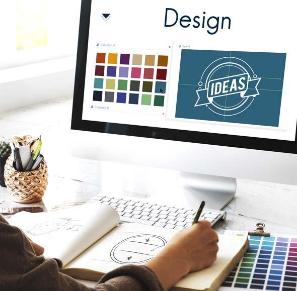 Créer un logo et définir sa charte graphique