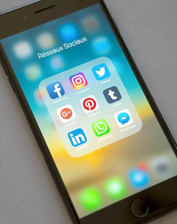 Stratégie social media en 4 étapes