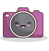 kawaii appareil photo