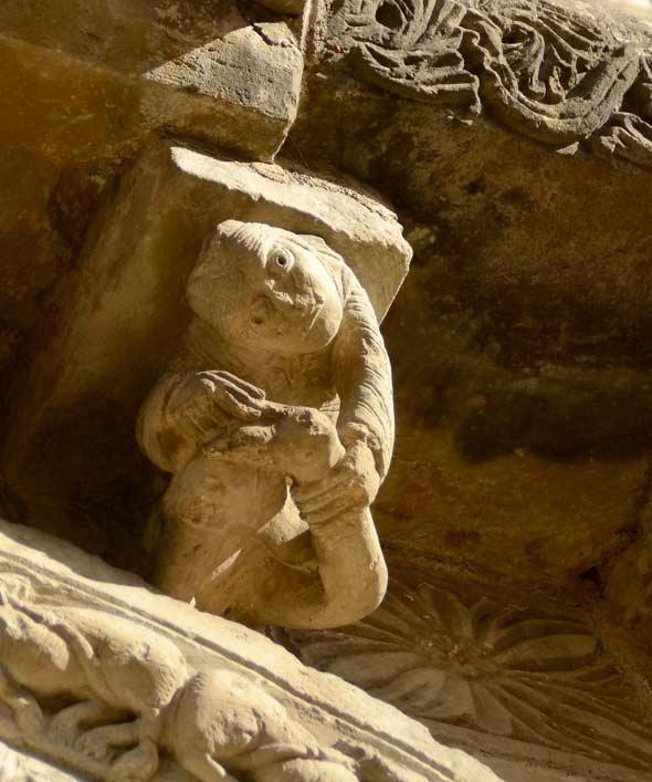 Visite du patrimoine église Foussais Payré