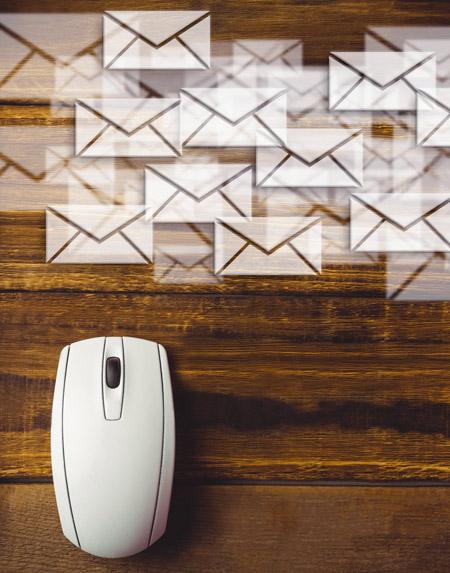 Article les avantages de l'e-mailing