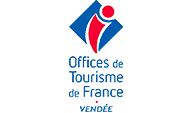 Logo Office de tourisme de France Vendée