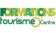 Logo formation Tourisme O centre