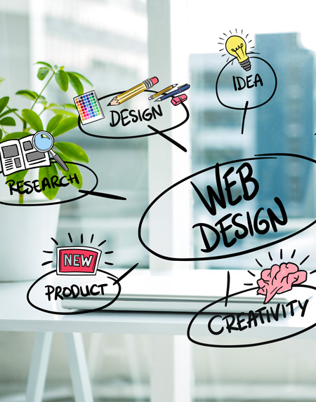 Article formation Webdesign