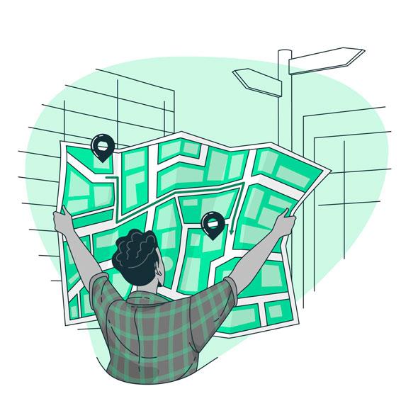 Contenu formation cartographie avec Illustrator