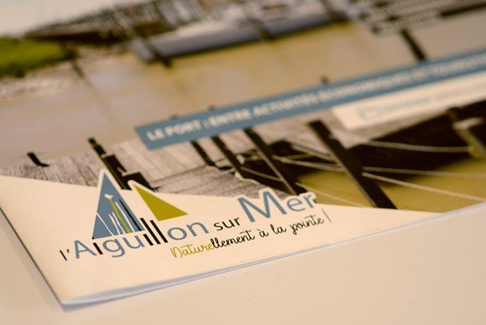 Magazine municipal de l'Aiguillon sur Mer
