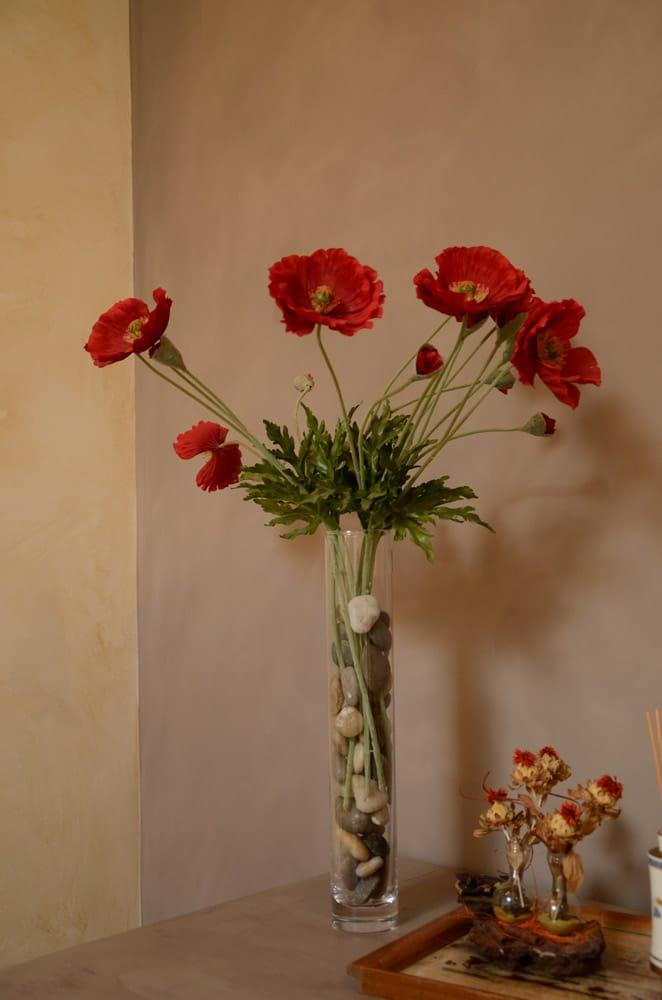 Bouquet coquelicot copyright Sabrina Echappe