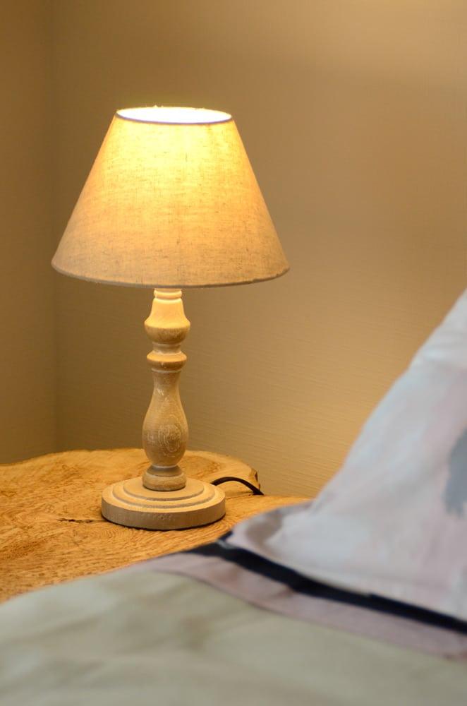 Lampe de chevet - copyright sabrina Echappe