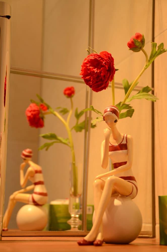 Statuette femme- copyright Sabrina Echappe